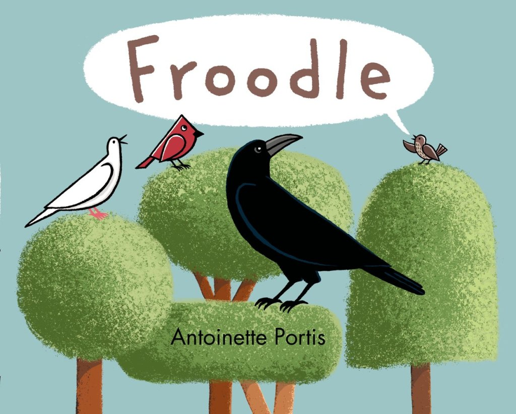 Antoinette Portis, Froodle