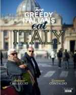 Antonio Carluccio and Gennaro Contaldo. Two Greed Italians Eat Italy.