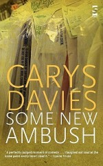 Carys Davies. Some New Ambush