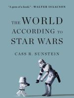 cass sunstein the world according to star wars