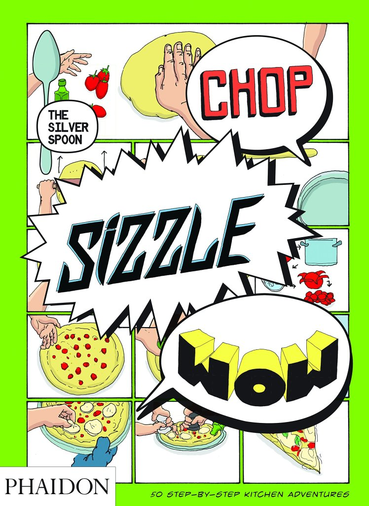 Chop, Sizzle, Wow