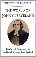 Christopher Jedrey, The World of John Cleaveland