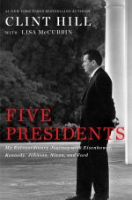 Clint Hill, Five Presidents