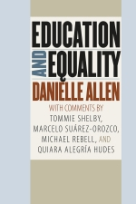 Danielle Allen, Education and Equality