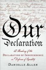 Danielle Allen, Our Declaration