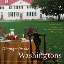 Dining with the Washingtons, Stephen A. McLeod