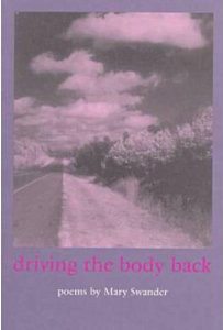 "Cover of ""Driving the Body Back"""