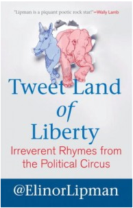 Elinor Lipman, Tweet Land of Liberty.