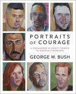 George W. Bush, Portraits of Courage.