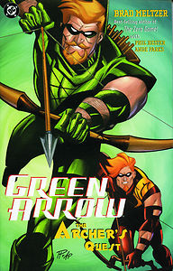 Green Arrow  The Archer's Quest