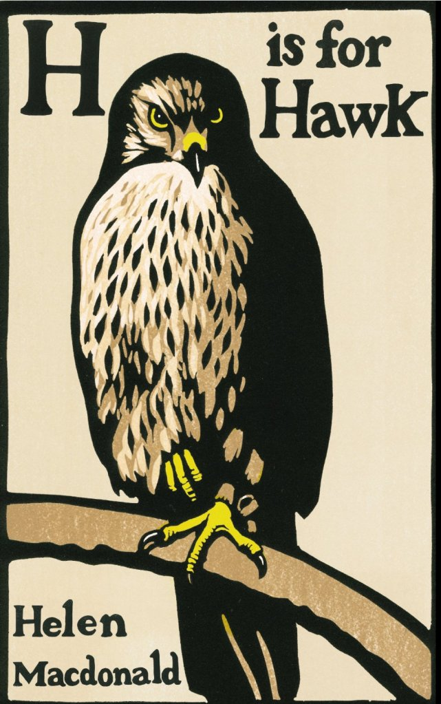 Helen Macdonald, H Is For Hawk