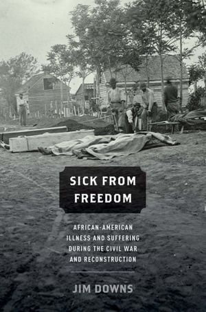 Jim Downs, Sick From Freedom