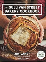 Jim Lahey, The Sullivan Street Bakery Book
