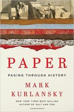 Mark Kurlansky, Paper