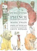 Mark Twain, The Purloining of Prince Oleomargarine.