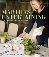 Martha Stewart, Martha's Entertaining2