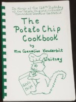 Mrs. Cornelius Vanderbilt Whitney, The Potato Chip Cookbook