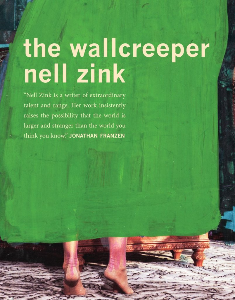 Nell Zink, The Wallcreeper