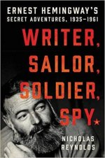 Nicholas Reynolds, Writer, Sailor, Soldier Spy