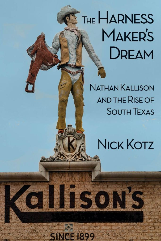 Nick Kotz, The Harness Maker's Dream