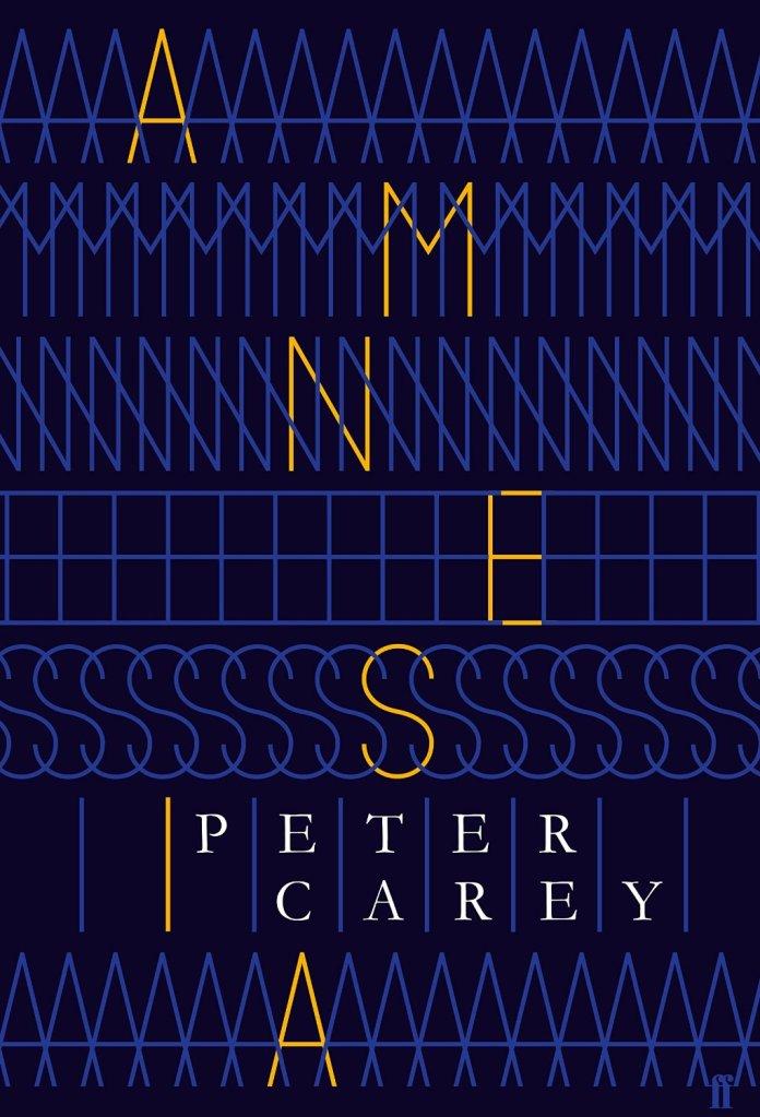 Peter Carey, Amnesia