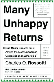 Many Unhappy Returns by Charles O. Rossotti