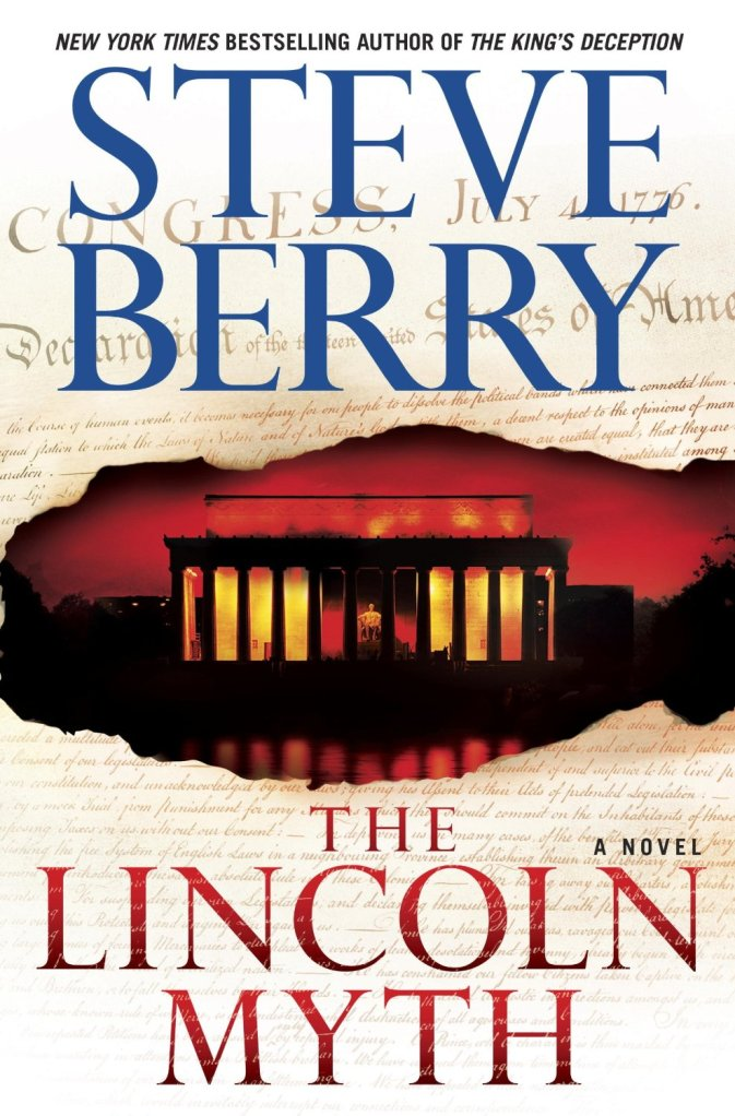 Steve Berry, The Lincoln Myth