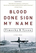 Timothy Tyson, Blood Done Sign My Name