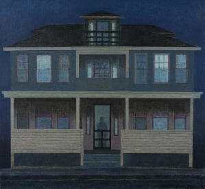 Will Barnet, My Father's House