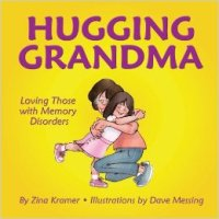 Zina Kramer, Hugging Grandma