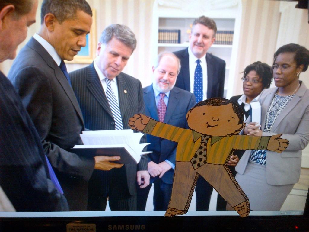 AOTUS and Obama