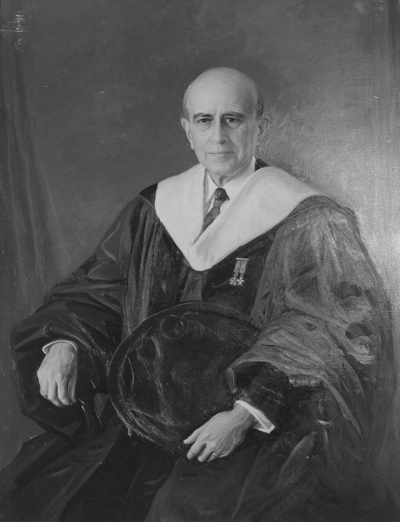 Waldo Gifford Leland portrait