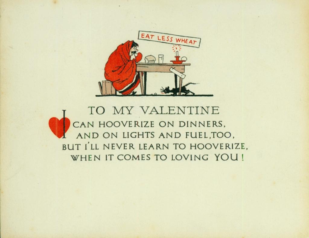 Hoover Valentine #72-11