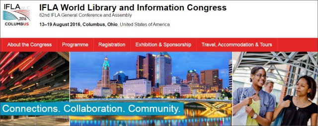 IFLA World Congress 2016