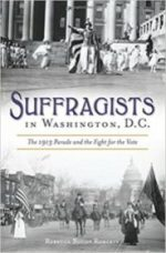 Rebecca Boggs Roberts, Suffragists in Washington, D.C.