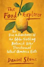 Daniel Stone, The Food Explorer