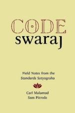 Carl Malamud and Sam Pitroda, Code Swaraj
