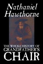 Nathaniel Hawthorne, The Whole History of Grandfather's Chair