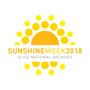 Sunshine Week 2018 logo